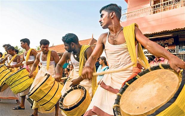 Kerala drum
