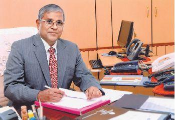 Mr P. Nanda Kumaran, Managing Director, State Bank of Travancore