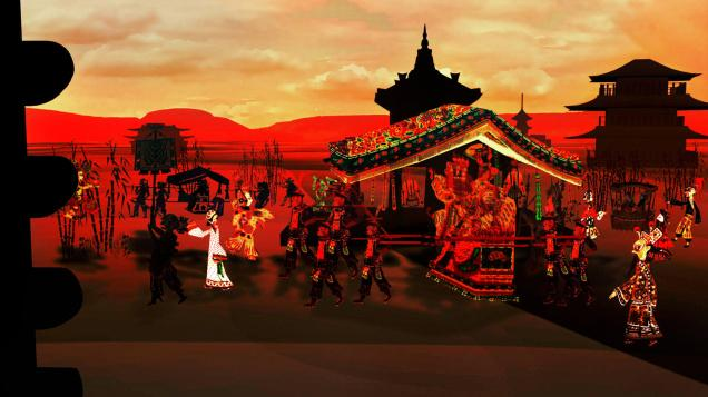 International film fete signature film to showcase shadow puppetry