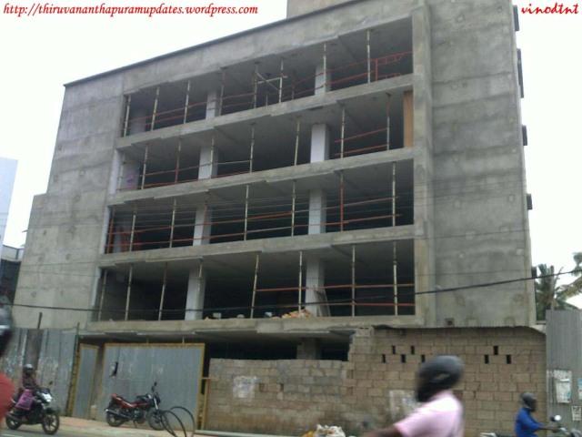 Building U/C @ Ambalamukku