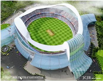 Trivandrum International Stadium