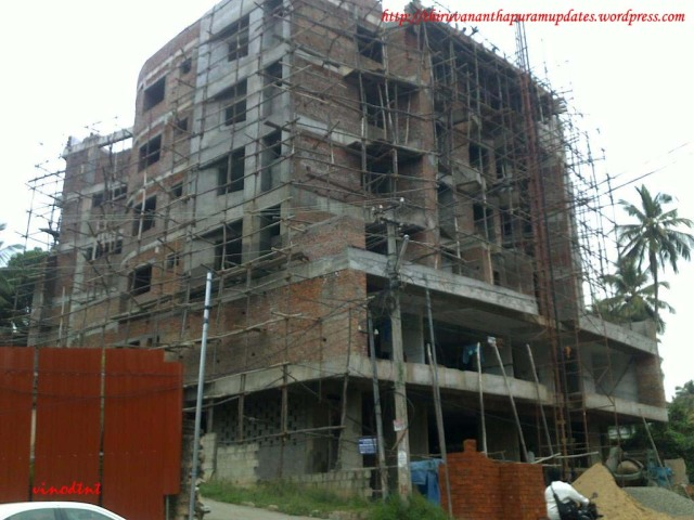 Building U/C @ Pattom Marappalam