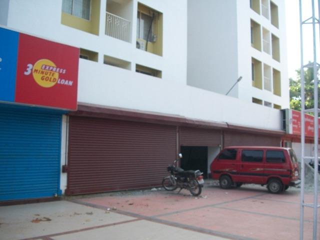 Space for 'More' retail @ Vattiyoorkavu