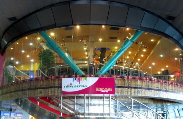 Ruby Arena Lounge Thiruvananthapuram International