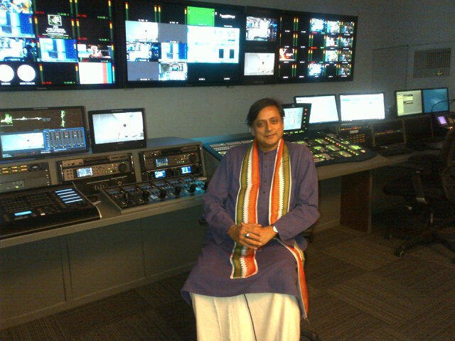 Mathrubhumi News Studio