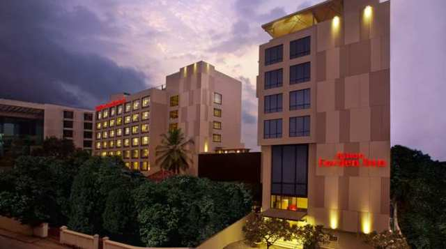 Welcome to Hilton Garden Inn Trivandrum