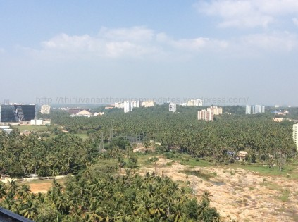 Another view of Technopark from UST buliding