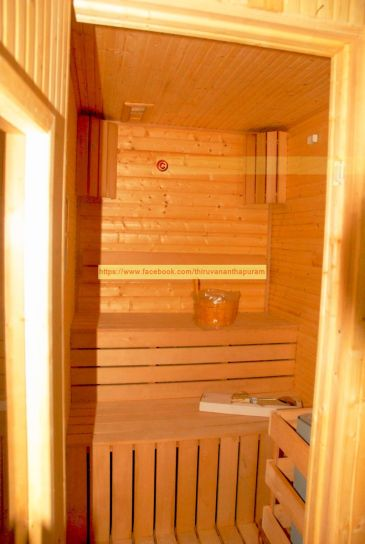 Locker Room Steam Room