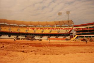 Levelling of pitch