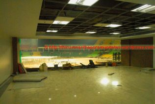 Corporate boxes view